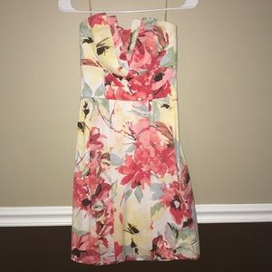 Maurices Strapless Dress